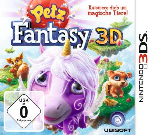 Petz Fantasy 3D - [Nintendo 3DS]