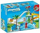 Playmobil Parque acuático con toboganes (66690)
