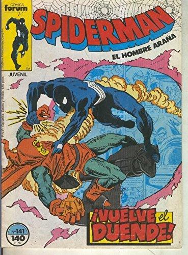 Spiderman volumen 1 numero 141