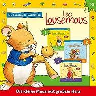 3er Einsteiger Bundle: Leo Lausemaus - Die kleine Maus mit großem Herz