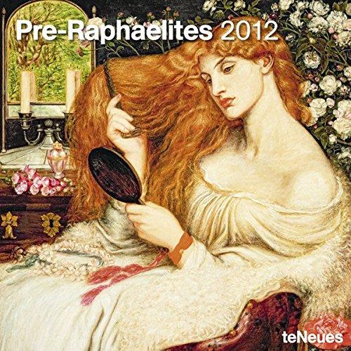 2012 Pre-Raphaelites Grid Calendar