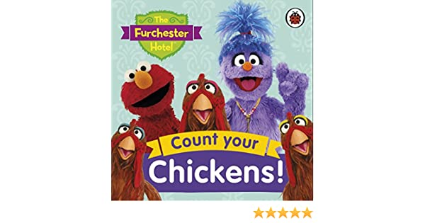 The Furchester Hotel: Count Your Chickens!: Amazon co uk
