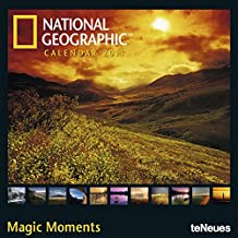 National Geographic Magic Moments 2011 (Square Wall Cal)