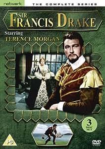 Sir Francis Drake - Complete Series - 3-DVD Set ( The Adventures of Sir Francis Drake ) [ Origine UK, Sans Langue Francaise ]