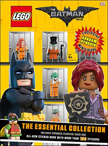 The Lego Batman Movie. The Essential Collection