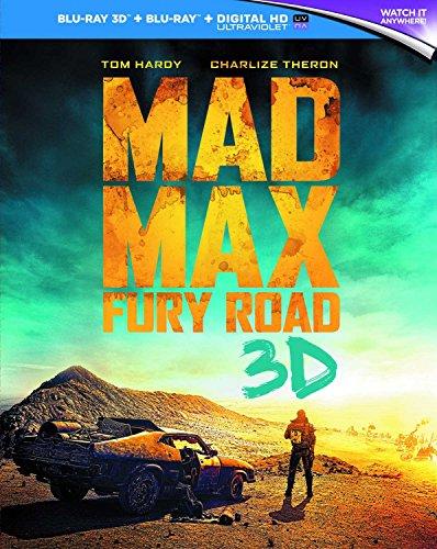 Mad Max: Fury Road [Blu-ray 3D]