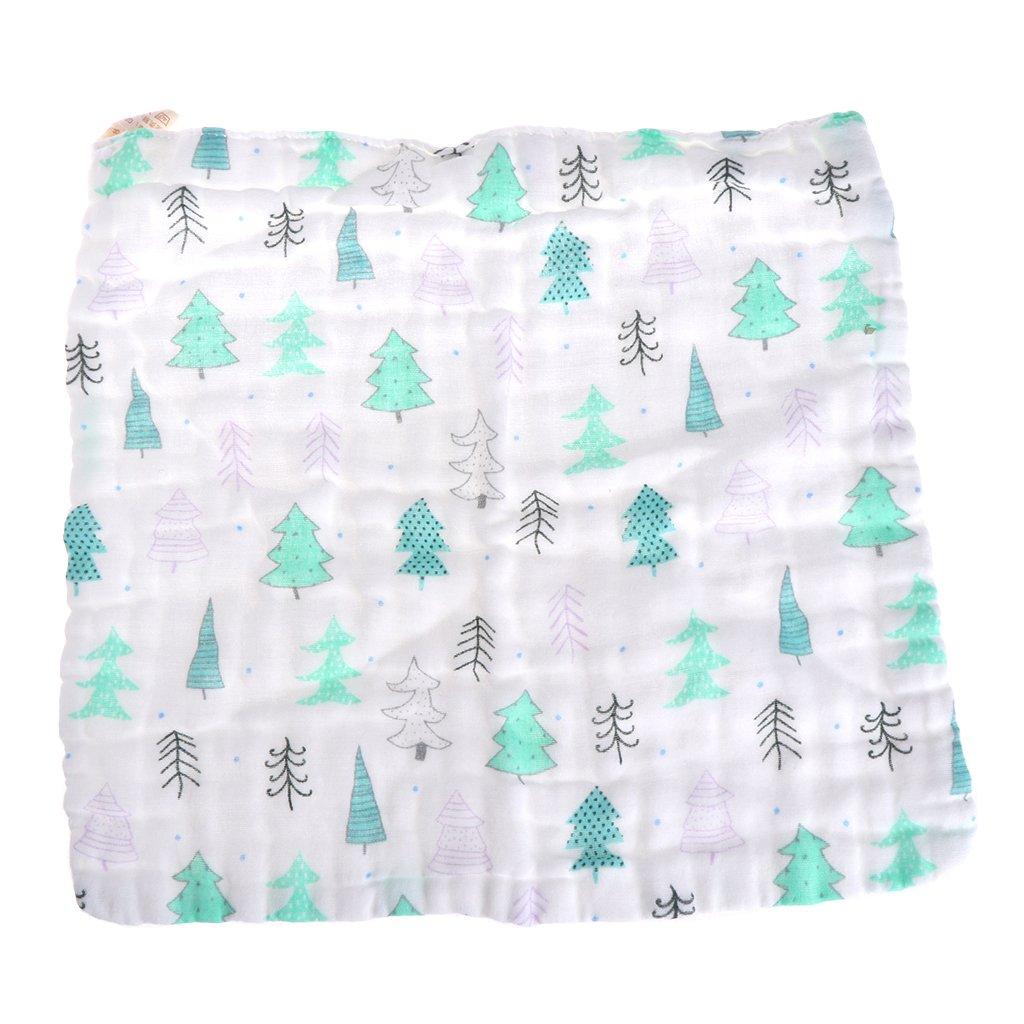 comprando ora seleziona per il più recente selezione migliore baoyl Infantile del Prodotto, 6 Strati Bambino Fazzoletto Quadrato in  Mussola di Cotone Infantile Asciugamano Viso Wipe Cloth Confortevole |  CasaMe