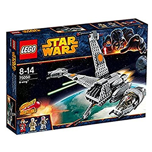 LEGO Star Wars - 75050 - Jeu De Construction - B-wing
