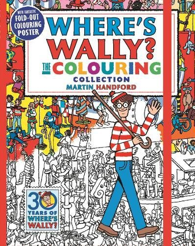 Where'S Wally? The Color Collection