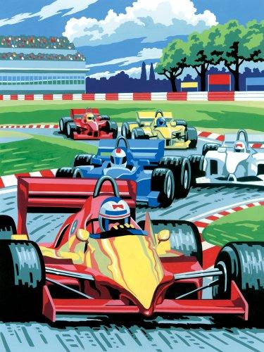 Royal & Langnickel PJS12 – Malen nach Zahlen Din A4 – Grand Prix - 2