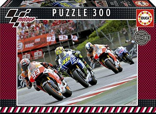 Puzzles Educa - Puzzle con diseño Motogp 2014-15, 300 piezas (16349)