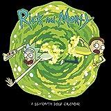 Rick and Morty 2018 Calendar