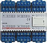 Bticino sistema 2 hilos - Distribución planta audio-video digital sfera
