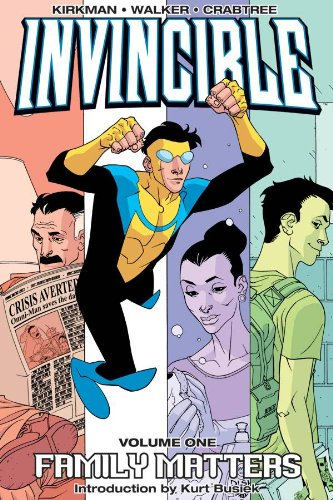Invincible Volume 1: Family Matters New Printing: Family Matters v. 1