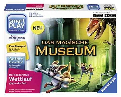 Preisvergleich Produktbild Ravensburger 26807 - Smartplay - Magische Museum