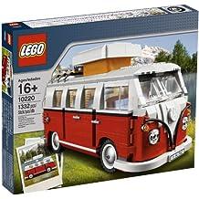 LEGO Creator - 10220 - Jeu de Construction - Le Camping-Car - Volkswagen T1