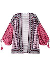 Promod Kimono mit Print