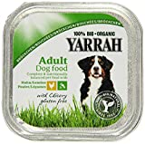 Yarrah Bröckchen Huhn mit Gemüse 150 g Bio Hundefutter