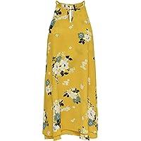 Only Onlmariana Myrina S/L Dress Noos Wvn Vestito Donna
