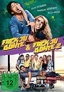 Fack Ju Göhte / Fack Ju Göhte 2 [2 DVDs]