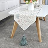 Best Linen Store Bed Skirts - ZQ STORE Simple table flag luxury decoration coffee Review
