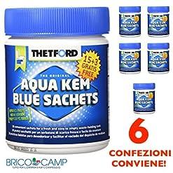 Thetford 8710315021813 Aqua KEM Sacchetti 15+3