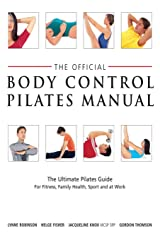 Official Body Control Pilates Manual Paperback