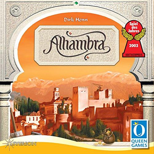 Foto de Asterión - Alhambra Juego de mesa