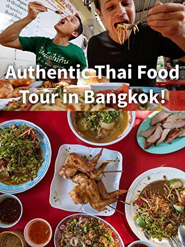 Authentic Thai Food Tour in Bangkok! [OV]