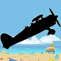 Airplane Fighter Bomber: Destroy Monster Tank