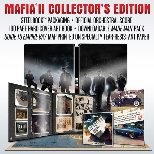 Mafia II Collector's Edition -Xbox 360 by 2K