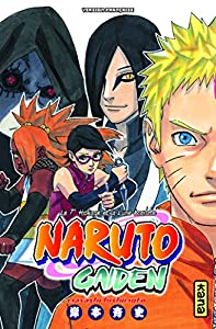 Naruto Gaiden - Le 7e Hokage et la Lune écarlate Edition simple One-shot