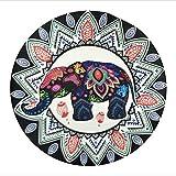 Markcur Strandtuch Tapestry Yogatuch Tischtuch Bohe Mandala Style Dünn Picknickdecke Schal