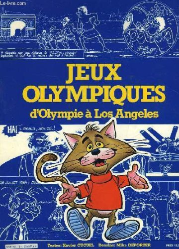 Jeux olympiques d'olympie a los angeles.
