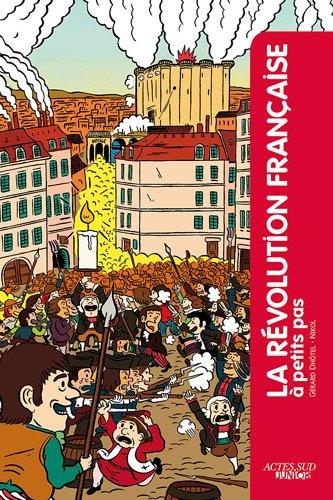La Révolution Française à petits pas par Gérard Dhôtel, Nikol