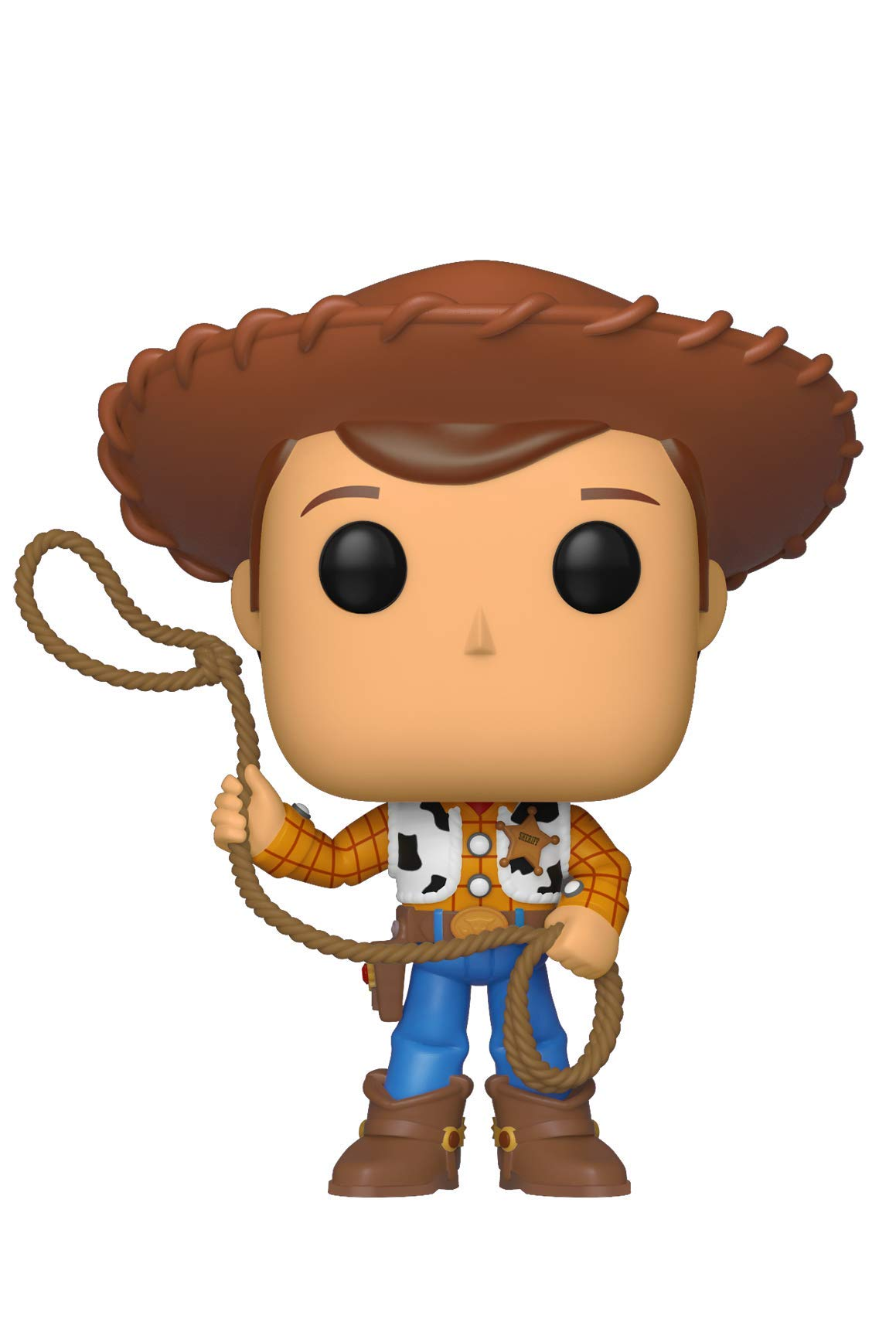 Funko Pop Woody (Toy Story 4 – 522) Funko Pop Disney