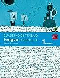 Cuaderno de lengua, Cuadrícula. 1 Primaria, 1 Trimestre. Savia - 9788467570298