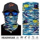 TEFITI Animal Face Shield Mask Bandana UV-Schutz Hochwertige Balaclava-Gesichtstuchschal für Camping, Laufen, Wandern, Radfahren, Motorradfahren, Angeln, Jagd (HR040067)