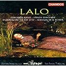 Lalo: Violin Concertos etc
