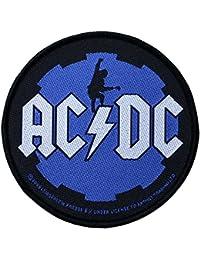 AC/dC coutures aNGUS cOG patch tissé 9 cm