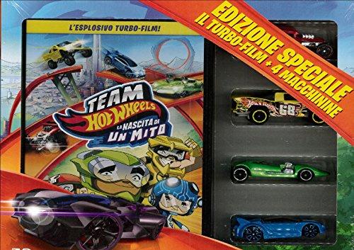Team Hot Wheels - La nascita di un mito(+4 auto exclusive edition) [IT Import]Team Hot Wheels - La nascita di un mito(+4 auto exclusive edition) [IT Import] (Autos Hotwheels 2014)