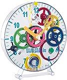 PEARL Uhrenbausatz: Meine erste Uhr: Pendeluhr-Bausatz für Kinder (Uhren selber Bauen Bausatz)