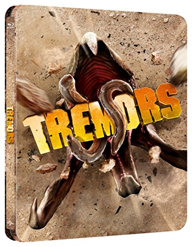 Tremors (Steelbook Edizione Limitata) (Blu-Ray) [Italia] [Blu-ray]