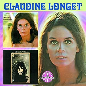 We've Only Just Begun/Let's Spend the Night Together by Claudine Longet (2005) Audio CD