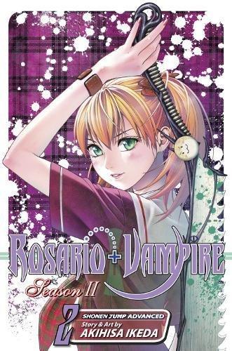ROSARIO VAMPIRE SEASON II TP VOL 02 (C: 1-0-1) (Vampire To Manga Rosario)