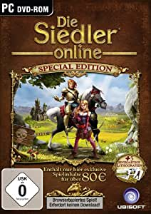 Siedler Online - Special Edition (exklusiv bei Amazon.de)