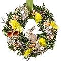 Türkranz Hasenglück von Valentins bei Du und dein Garten