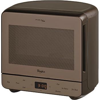 f3b9c6446a8210 Whirlpool MAX 38 Noir micro-ondes avec grill plan de travail 13L noir 700 W