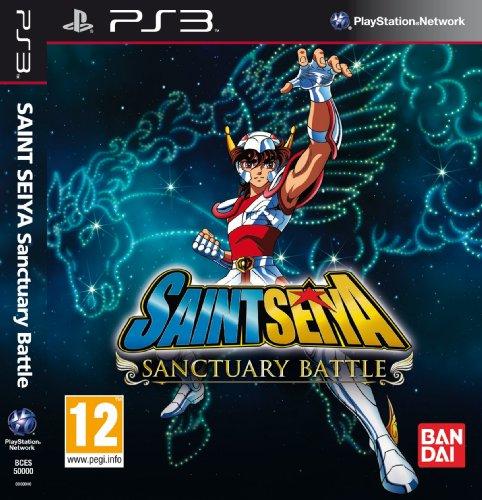 Saint Seiya - Sanctuary Battle (Playstation 3) [UK IMPORT]
