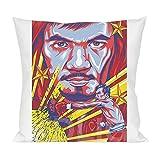 Manny Pacquiao Modern Artwork Pillow